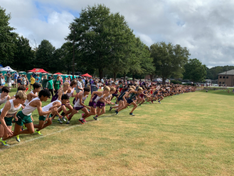 Three local teams compete at Georgia Middle School XC Championship