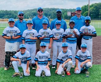 GRPA tourney updates:  Bartow 10U Blue wins District Five championship