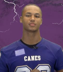 Avery Showell, Cartersville HS football