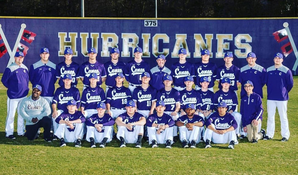 Cartersville High School baseball 2018