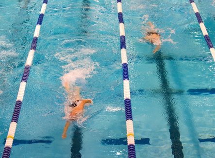 Cartersville swim team defeats Coahulla Creek, Cass