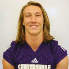 Trevor Lawrence, Cartersville HS