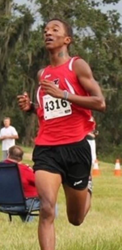 Jaison Morning, Valdosta State, former Cass HS runner