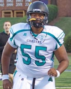 Rodney Mitchell, Coastal Carolina University