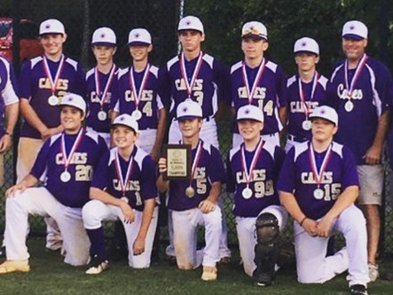 Cartersville Junior League baseball finishes as state runner-up