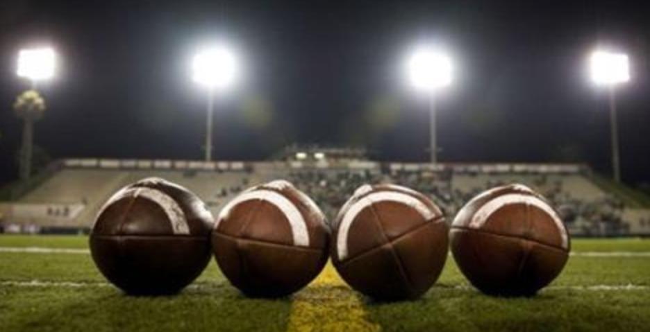 Local high school football region standings