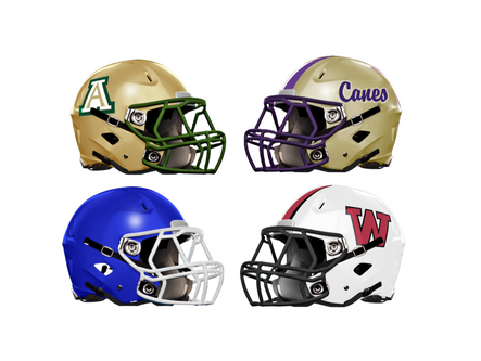 This week's local high school football matchups at a glance