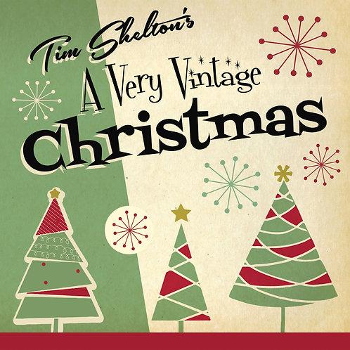 Tim Shelton's A Very Vintage Christmas EP