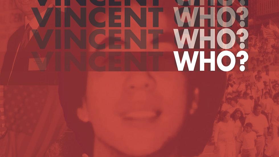 Vincent Who? DVD
