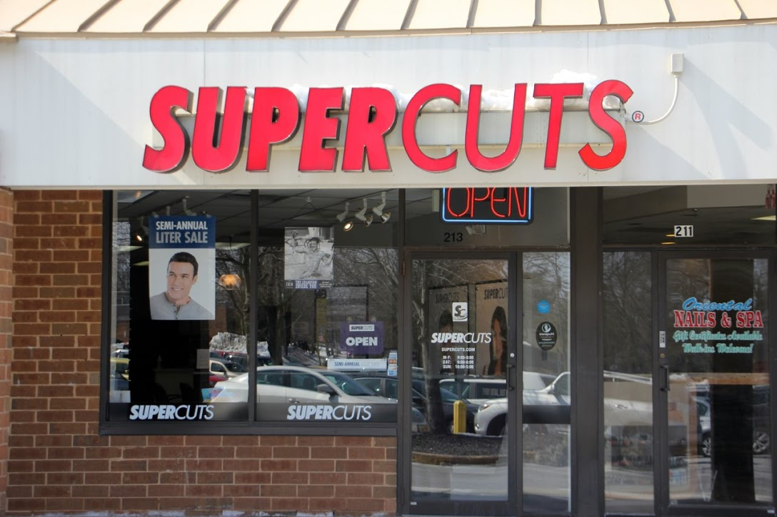 Supercuts/Facility Maintenance Vendo