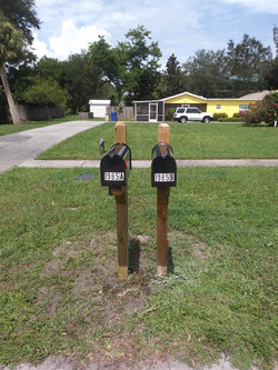Mailbox complete