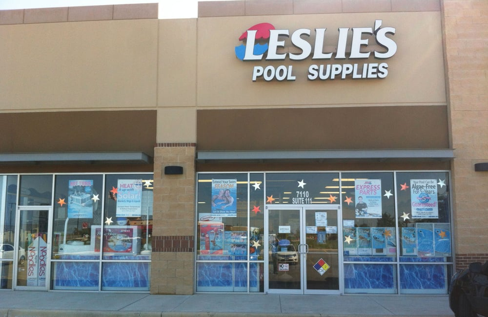 Leslies Pool Supply/Facility Mainten