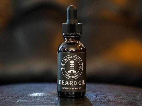 Dapper Den Beard Oil - Gentleman Scent