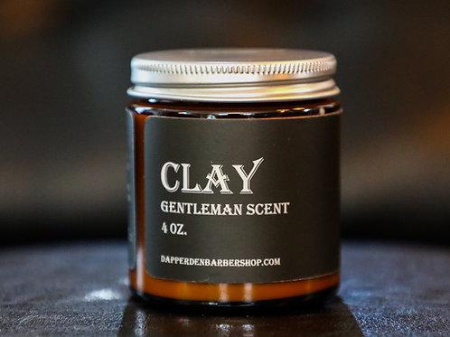 Dapper Den Clay - Gentleman Scent