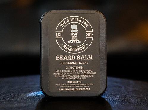 Dapper Den Beard Balm - Gentleman Scent