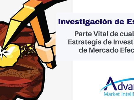 Investigación de Escritorio - Parte Vital de una Estrategia de Investigación de Mercado Efectiva