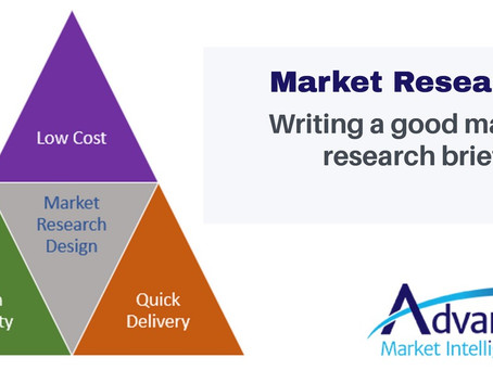 Writing a Good Market Research Brief