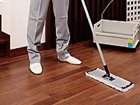 フローリング掃除サービス