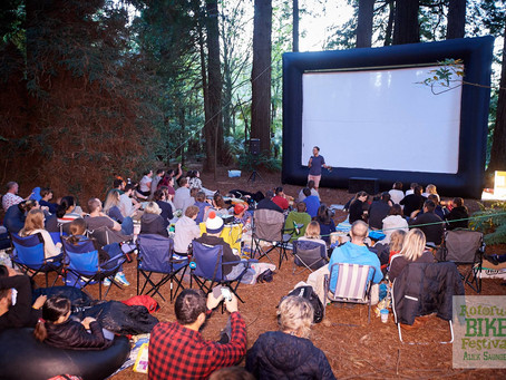 So you want to host an outdoor cinema?