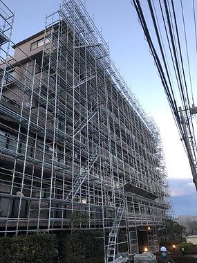 横浜市Sマンション