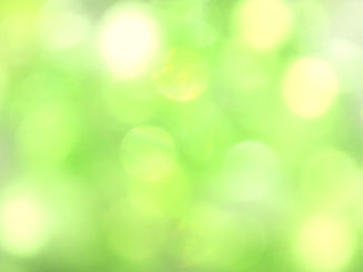 グリーンの背景