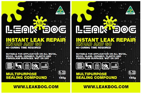 2 for $40 Leak Bog - 185g