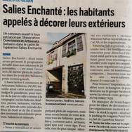 LES HABITANTS APPELÉS À DÉCORER LEURS EX