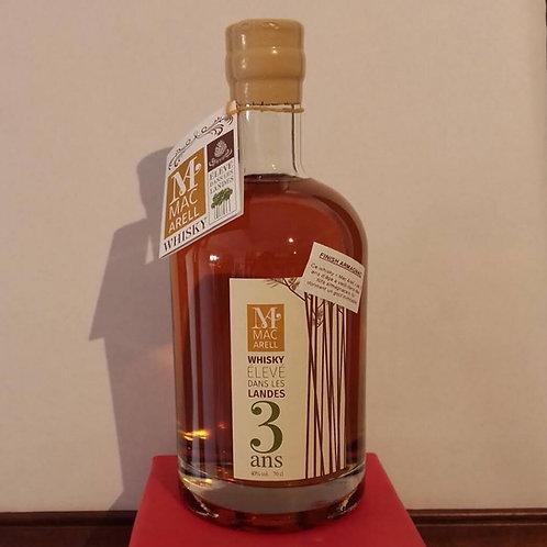 Whisky 3 ans d'âge