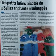 LES PETITS LUTINS TRICOTÉS KIDNAPPÉS