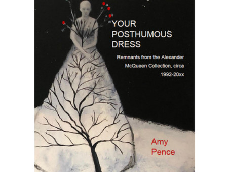 YOUR POSTHUMOUS DRESS + dancinggirlpress.com + READING/SHOW