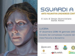 Exhibition of Hungarian Contemporary Figurative Art in Italy