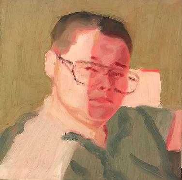 slef portrait