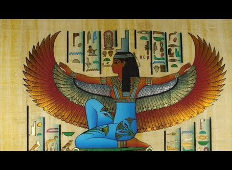 Mary, Auset, Earth Mothers, Black Madonnas and Woman Centered Plural Marriage