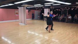 West Coast Swing Dance