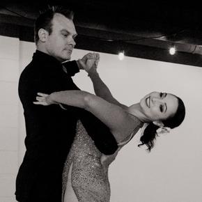 Byron and Gisella Ballroom Dance