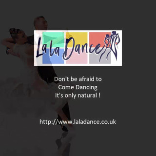 Come Dancing - It's only natural