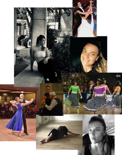 The many faces of Elena