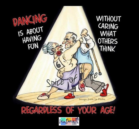 Dance at any age!