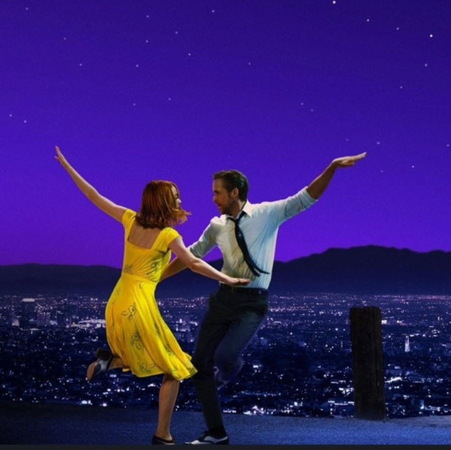 La La Land or La La Dance?