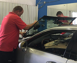 Hail Works Glass Replacement Dent Repair