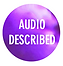 Audio Described logo
