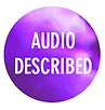 Audio Described logo