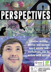 A poster for a creative writing workshop