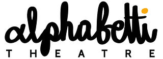 The Alphabetti theatre logo