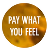 Pay What You Feel Icon