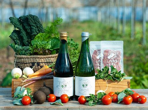 【送料無料】お年玉企画!宮崎のお野菜とお届けセット