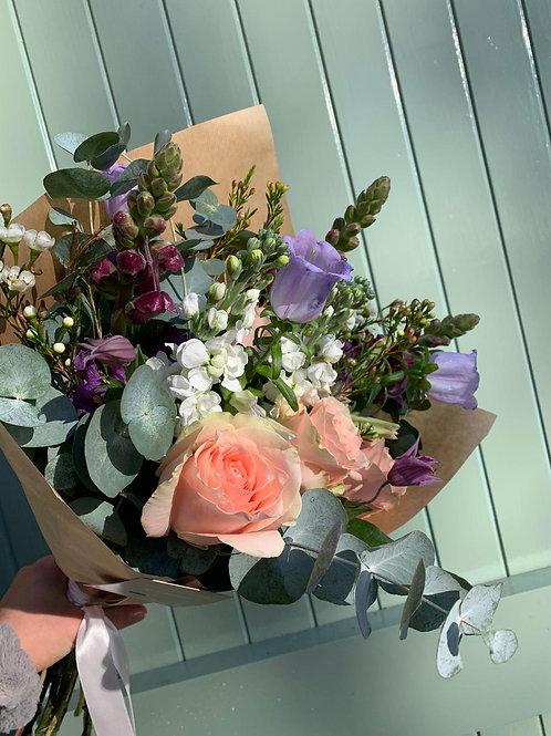 Letterbox Spring Floral Bouquet