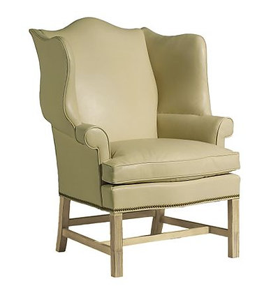 Hickory Chair, Townsend Wing Chair