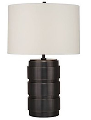Robert Abbey, MM Cylindricus Table Lamp