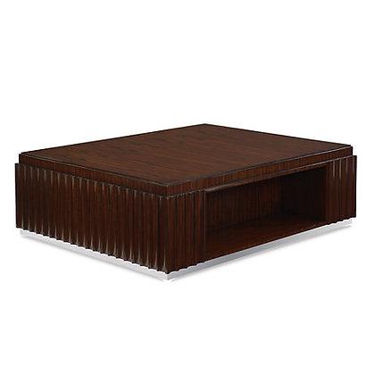 Ralph Lauren, Penthouse Suite Fluted Cocktail Table